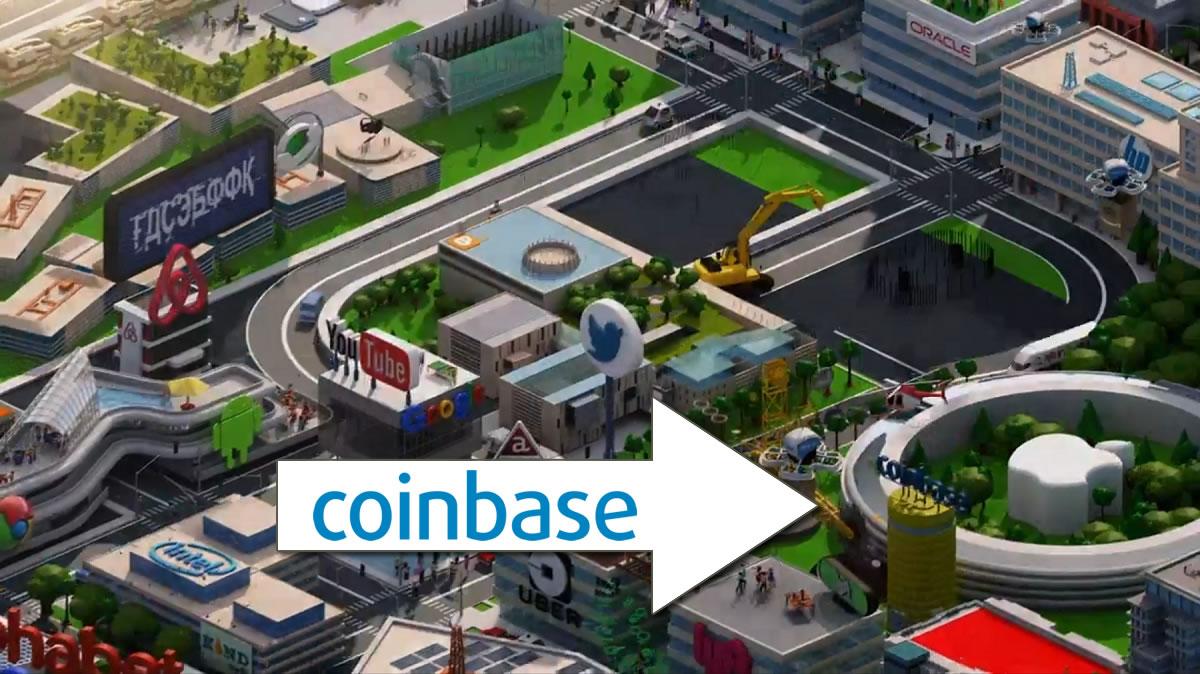 Silicon Valley Featuring Coinbase