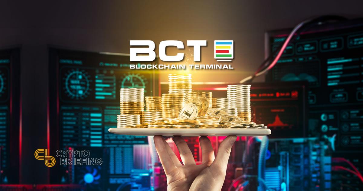 Blockchain Terminal Revolutionizes Crypto Trading