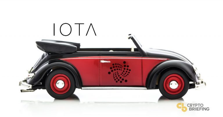 First VW IOTA Tangle Product Will Be Released Early Next Year