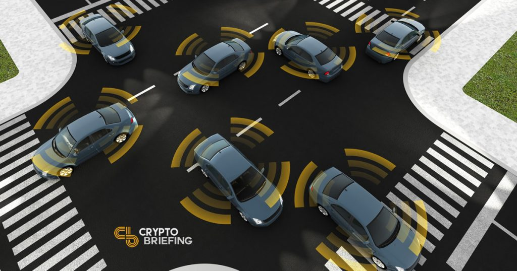 Over the air updates - smart cars will use blockchain tech to map their journeys and avoid collisions