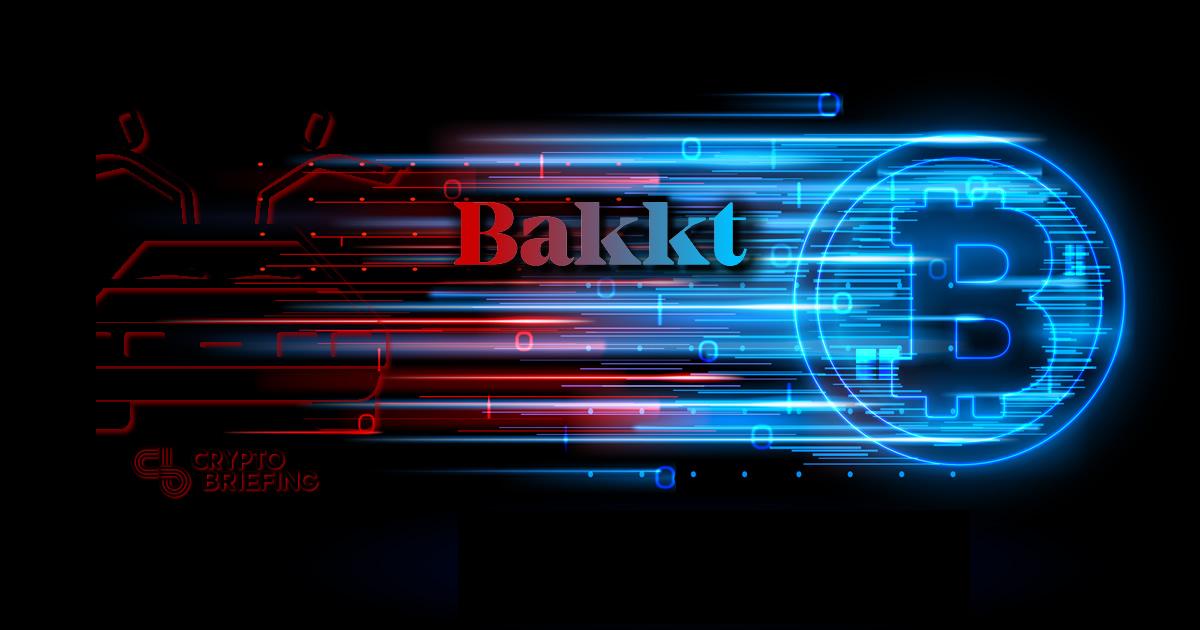 bakkt bitcoin platforma)