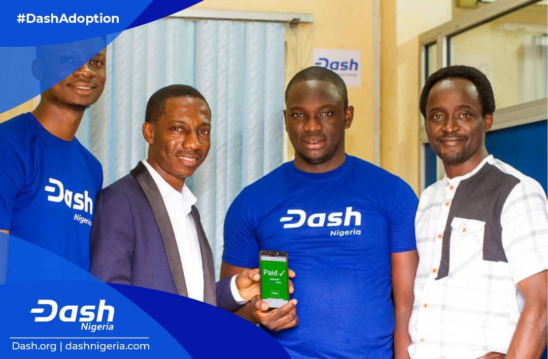 Dash Nigeria team