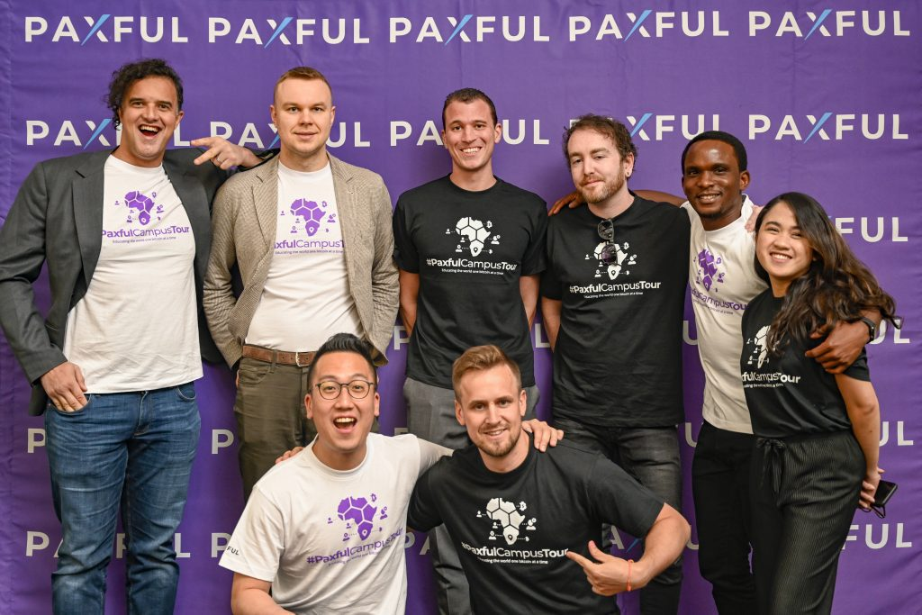 The paxful team