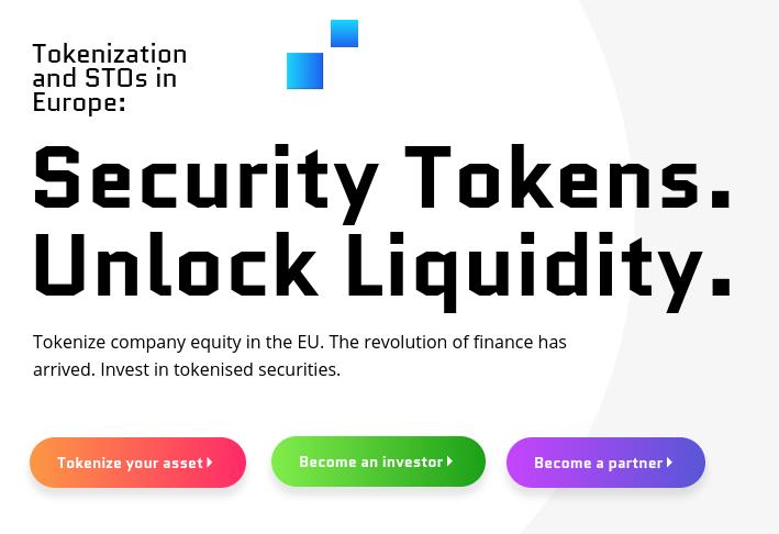TokenizEU offers Security Tokenization