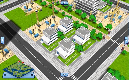 MegaCryptoPolis screenshot