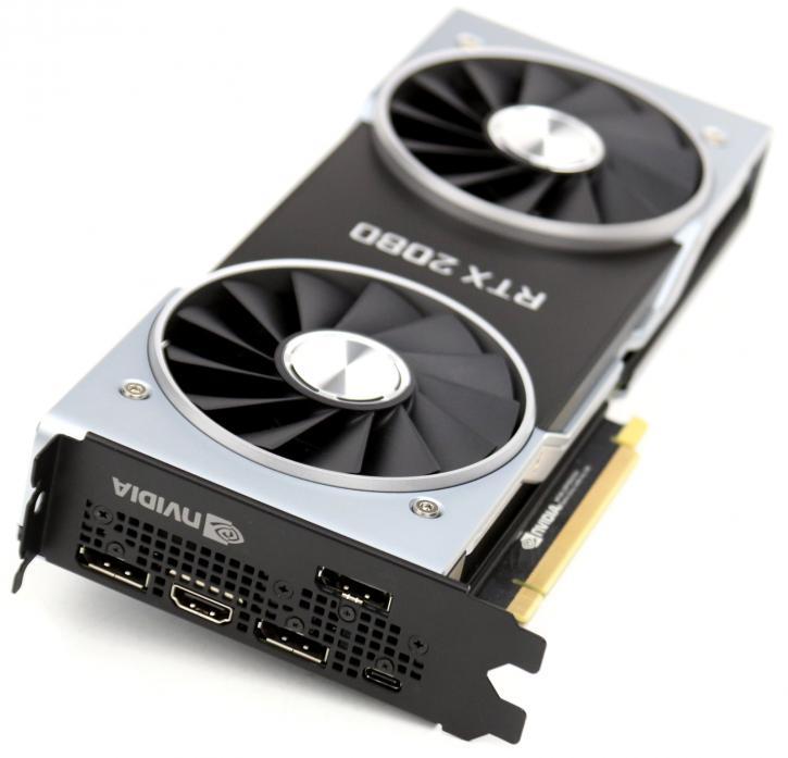 RTX 2080 Nvidia GPU