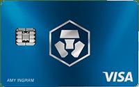 Midnight Blue MCO Visa Card by Crypto.com