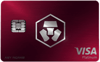 Ruby Steel MCO Visa Card by Crypto.com