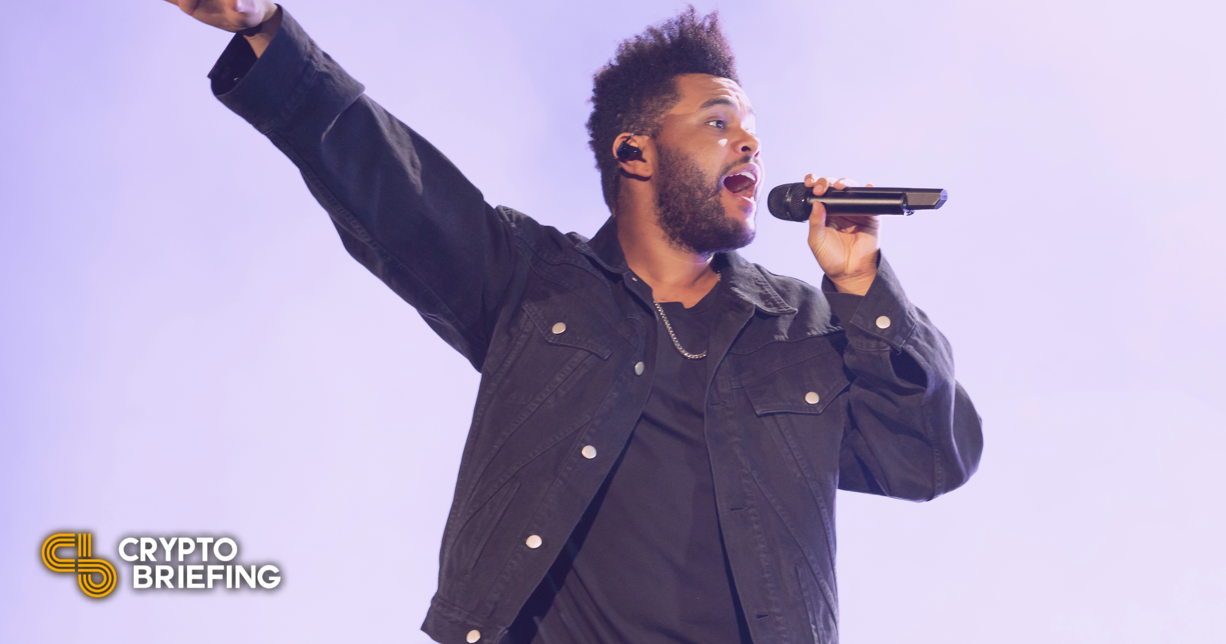The Weeknd Raises Over $2 Million in First NFT Auction