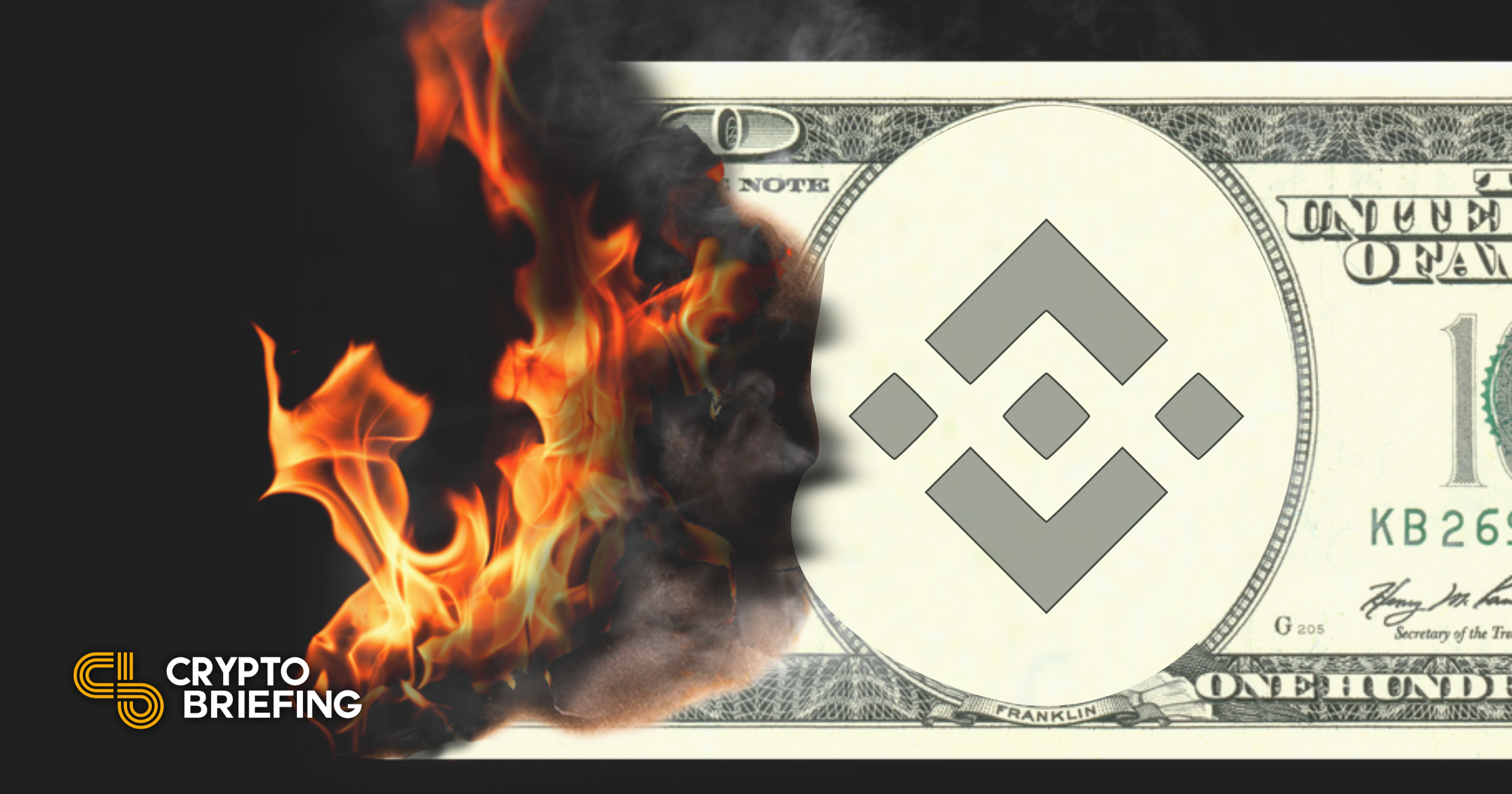 Binance Burns $600 Million Worth of BNB Tokens | Crypto Briefing