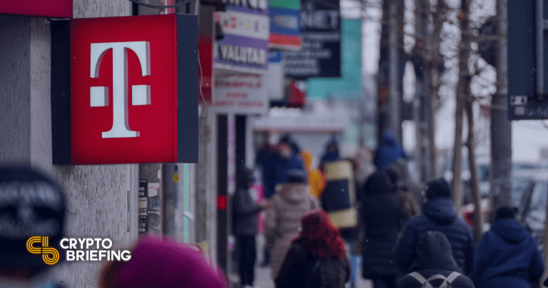 Deutsche Telekom Invests in CELO, Begins Staking Tokens | Crypto Briefing