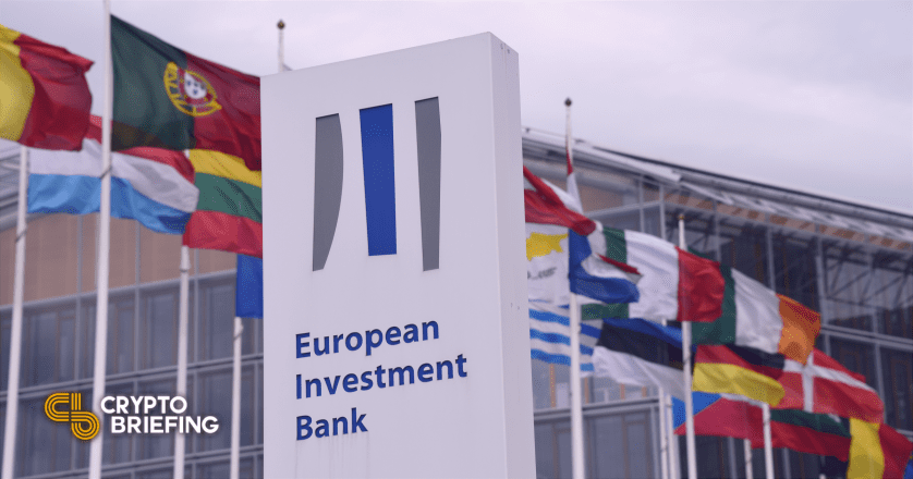 European Investment Bank to Issue Digital Bonds on Ethereum: Report