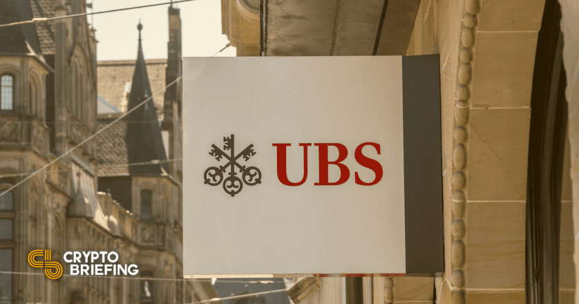 UBS Exploring Bitcoin Offerings for Wealthy Clients: Report