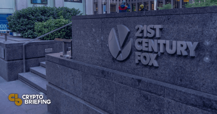 Fox Unveils NFT Company, Blockchain Creative Labs
