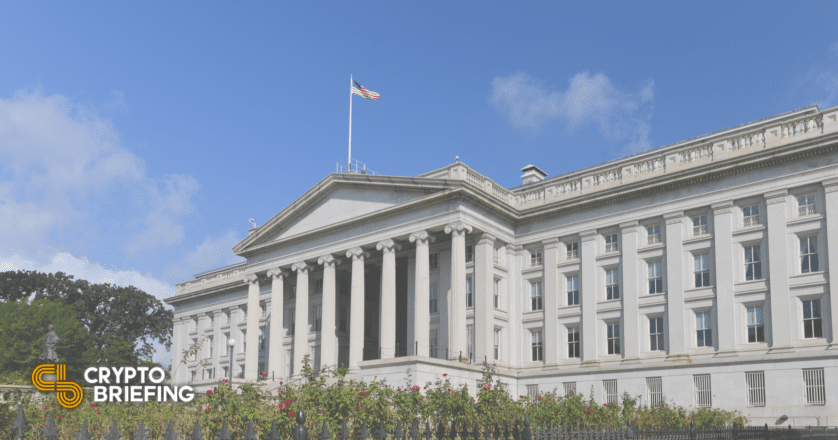 Treasury Calls for $10K Bitcoin Transfers to be Disclosed to IRS