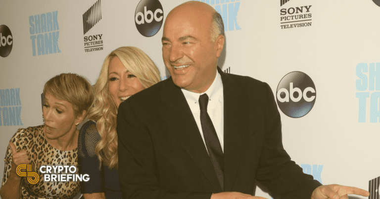 Shark Tank's Kevin O'Leary Reveals Move into DeFi | Crypto Briefing