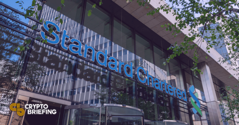 Standard Chartered to Launch Crypto Brokerage