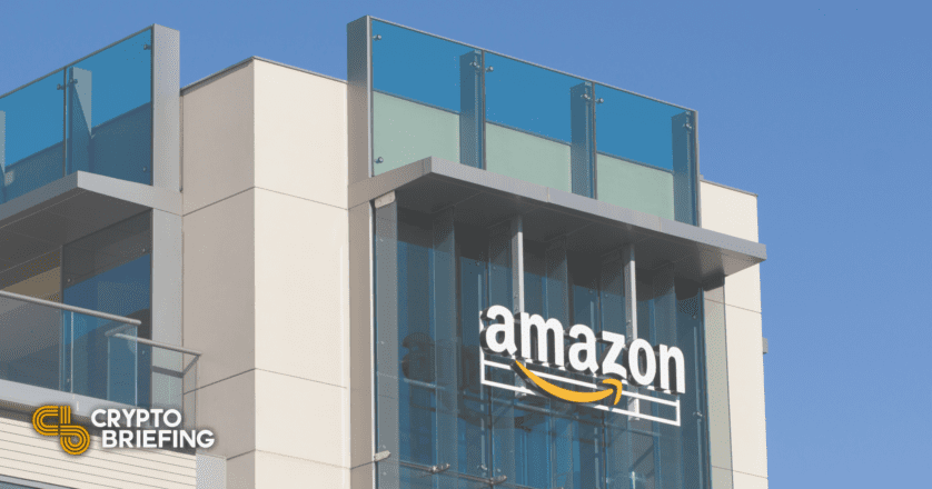Amazon Wants to Hire Someone With Experience in DeFi