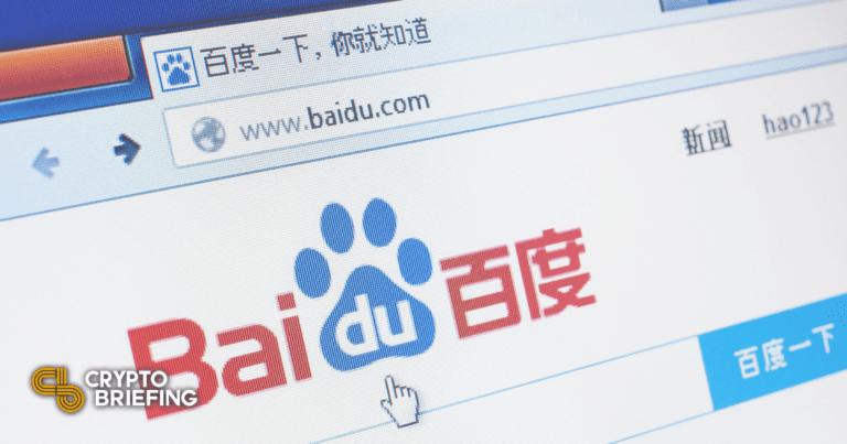 Baidu, Weibo Censoring Crypto Exchanges   Crypto Briefing
