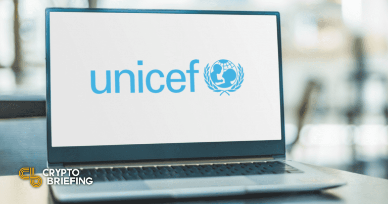 UNICEF Is Investing in Several Blockchain Startups | Crypto Briefing