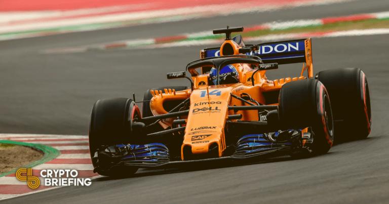McLaren Racing Taps Tezos to Launch NFT Platform | Crypto Briefing