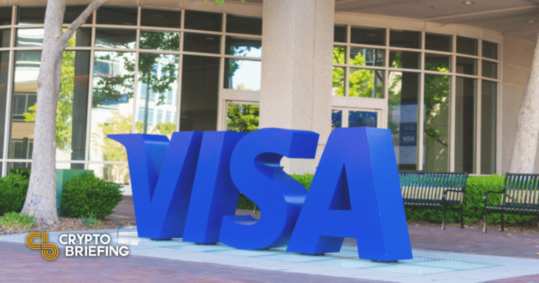 Visa Has Handled $1 Billion in Cryptocurrency This Year