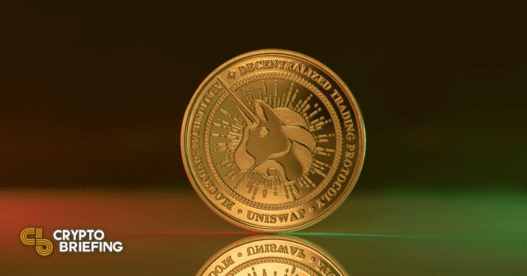 Uniswap Grantees Slammed for Dumping $10M in UNI | Crypto Briefing