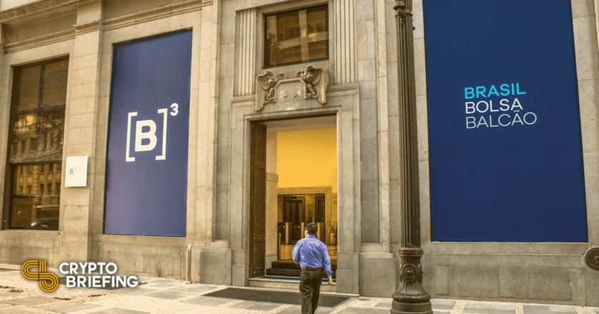 Brazil's Stock Exchange Will List an Ethereum ETF