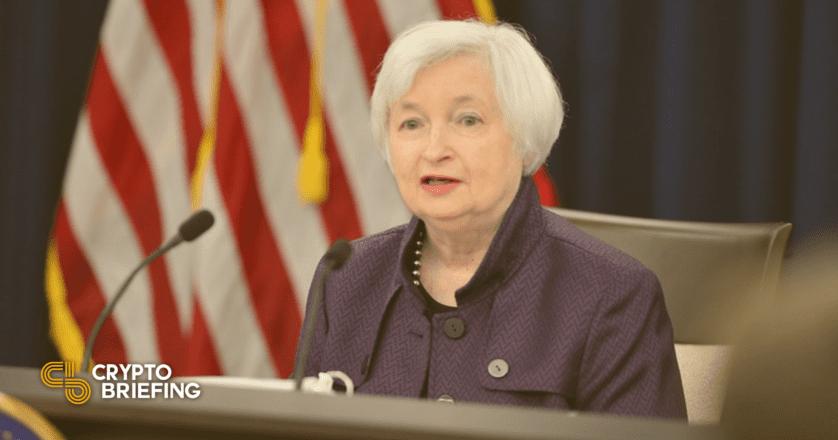 U.S. Treasury's Janet Yellen Will Discuss Stablecoins thumbnail