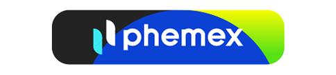 Phemex's logo