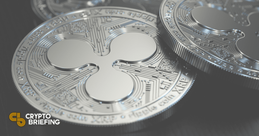 XRP Is on the Verge of a 30% Price Move