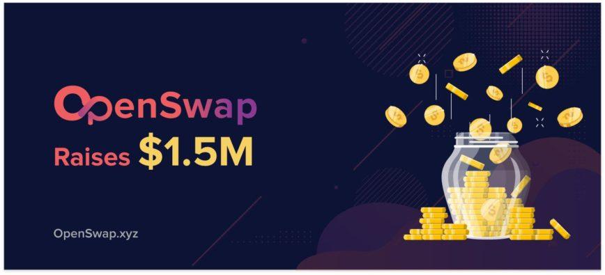 Integrated DeFi Hub OpenSwap Raises $1.5M in Latest Funding Round