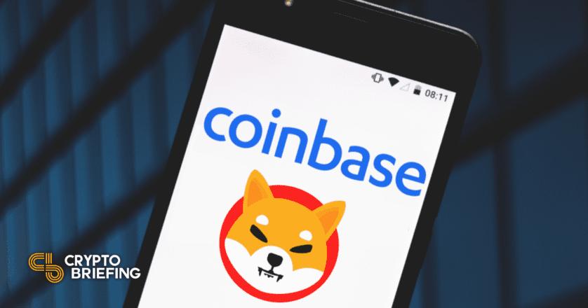 Shiba Inu Token Is Up 25% Following Coinbase Listing thumbnail