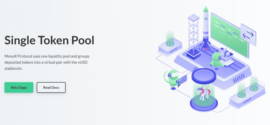 MonoX Raises $5M to Disrupt Traditional DEXs Using Single-Sided Liquidity Pools thumbnail