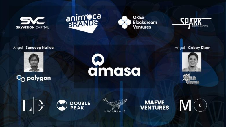 Amasa Raises $1.5M Led by Animoca Brands to Build Micro Investment Streaming App thumbnail
