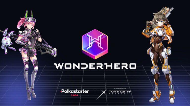 WonderHero blockchain game