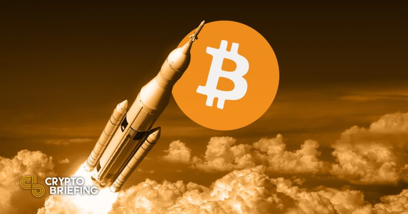 Bitcoin Breaks $56,000 With New Record Highs in Sight thumbnail