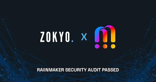 Raiinmaker Influencer Marketing App Passes Zokyo Smart Contract Audits thumbnail