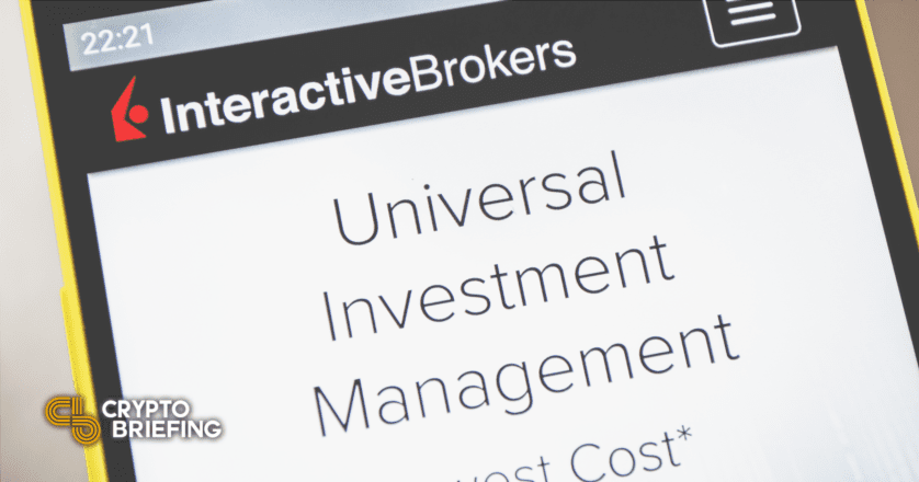 Interactive Brokers Group Expands Crypto Services to Include RIAs thumbnail